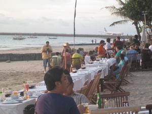 jimbaran bay seafood melasti5