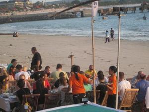 jimbaran bay seafood melasti7