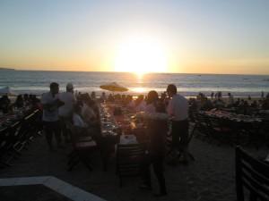 jimbaran bay restaurant