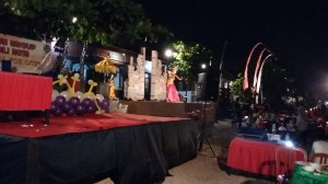 jimbaran bay dinner with balinese perfomance dance
